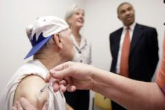 U.S. adults ages 18-64 least likely to get annual flu shot