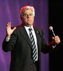Jay Leno cancels gun show gig, says he thought it was about hunting