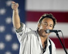 Bruce Springsteen opens up about depression