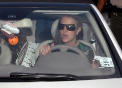 Britney Spears visits kids again