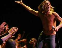 Iggy Pop to replace Roger Daltrey as Caterpillar on 'Wonderland'
