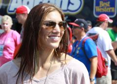 Hope Solo eliminated from 'Dancing'