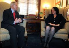Obama to Sotomayor: Good luck