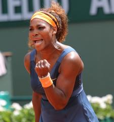 Serena Williams, Errani advance to French Open semifinals