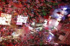 Fireworks, parades worldwide celebrate the new year