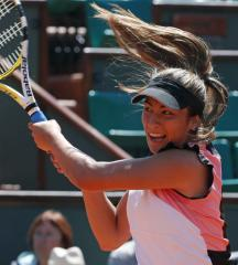 Rezai wins; Pavlyuchenkova loses in Italy