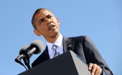 Pharoah to play Obama on 'SNL'