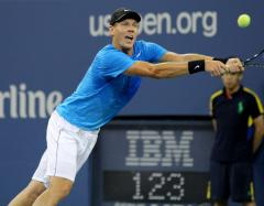 Top-seed Berdych beaten at Chennai Open