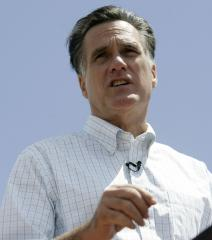 Poll: 49% say Romney has presidential cred