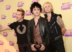 Green Day singer rants at music fest