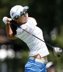 Miyazato back at women's golf No. 1