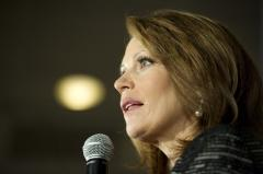 Bachmann not booked on 'Dancing With the Stars'