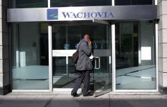 Wachovia switches to Wells Fargo deal