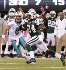 NFL: New York Jets 24, Miami 6
