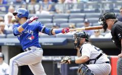 Blue Jays even series with win against the Orioles