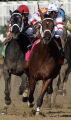 Big Brown adds Preakness to Kentucky win