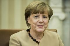 German Chancellor Angela Merkel tops Forbes' world's most powerful women list...again
