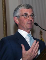 McHugh sworn in as Army secretary
