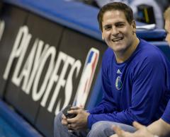 Mavs owner would consider buying Dodgers