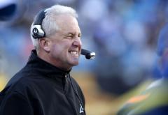 Carolina fires head coach