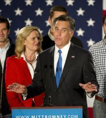 McCain endorses Romney