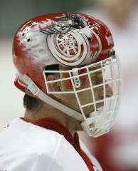Hasek retires from Detroit Red Wings