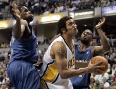 Pacers' Harrison suspended for five games