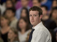 Zuckerberg donates $500 million