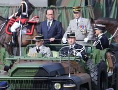 France celebrates Bastille Day [PHOTOS]