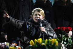 Tymoshenko wants EU association agreement with Ukraine now