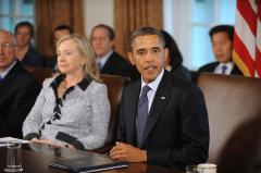 Obama to Cabinet: Work on job growth