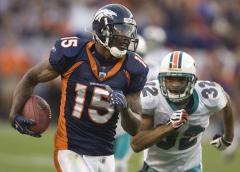 NFL: Miami 26, Denver 17
