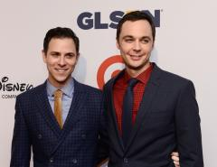 Jim Parsons says he's not engaged