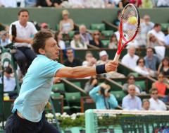 Wawrinka, Mahut to play for Topshelf Open title