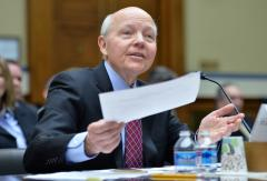 GOP demands faster turnover of IRS documents