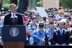 On sidelines of D-Day observance, Ukraine crisis looms large