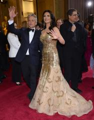 Catherine Zeta-Jones, Michael Douglas seen out together for first time since split