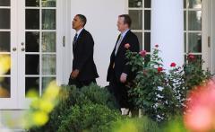Obama won't leave until Congress adjourns