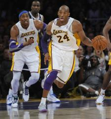 NBA: LA Lakers 105, Oklahoma City 96