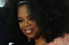 Oprah Winfrey: I don't have one face that I present to the white world