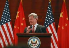 New U.S. ambassador to China Max Baucus outlines priorities for U.S.-China relations
