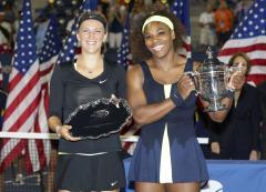 Sharapova, Errani up in tennis rankings