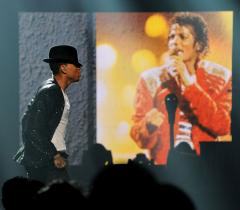 40,000 tickets to Jackson concert sold