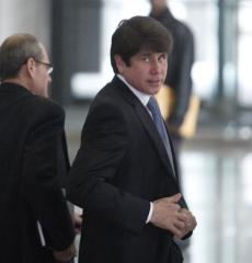 Blagojevich's wife offered reality TV role