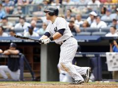 MLB: New York Yankees 5, New York Mets 4