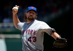 MLB: New York Mets 3, Washington 1