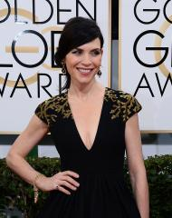Julianna Margulies's apartment floods after appearing in Architectural Digest