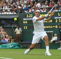 Djokovic, Federer sharp a Wimbledon