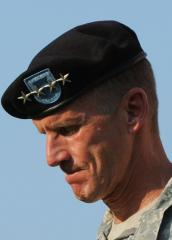 McChrystal: 'I wanted to keep my job'