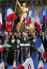 French rightists elect woman as leader
